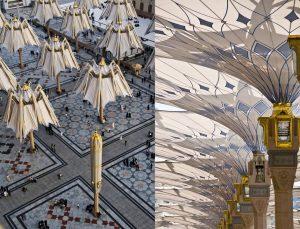 SEFAR Architecture PTFE Fabric Stuns