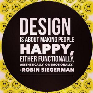 Design Makes Us Happy