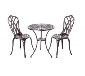 Furniture inspired by the design of Bluebeard restaurant.